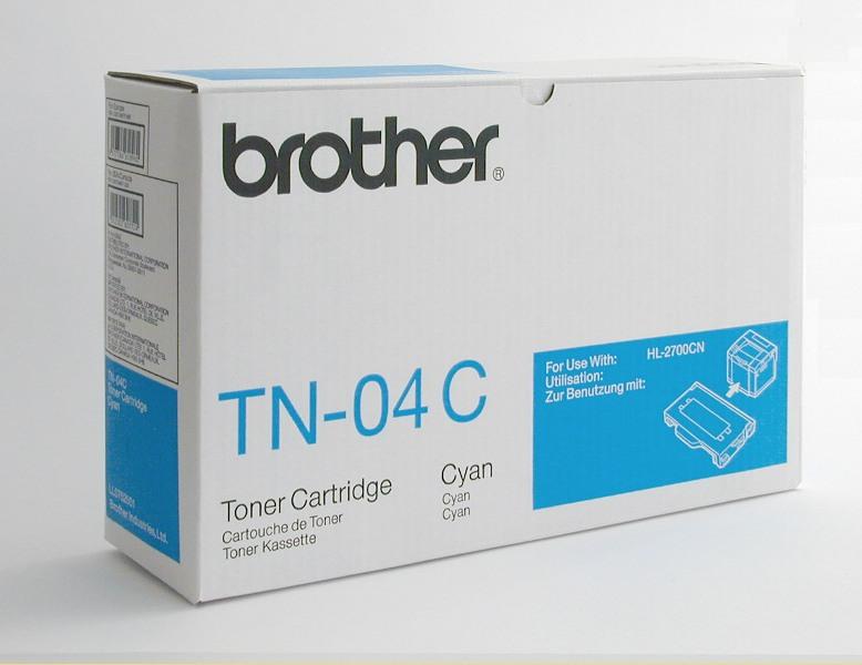BROTHER TN04C - originál