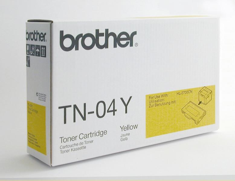 BROTHER TN04Y - originál