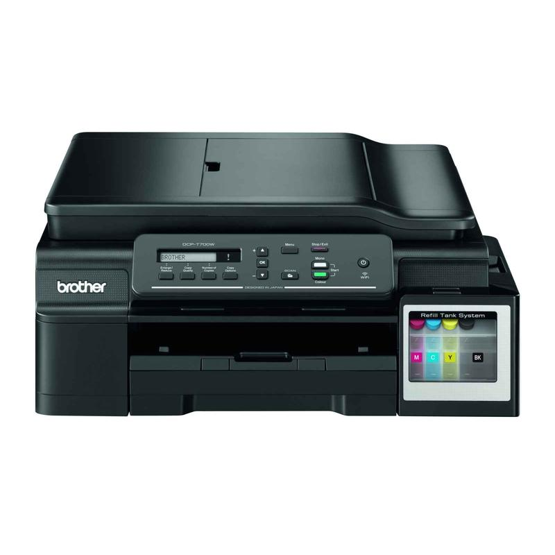 BROTHER DCP-T700W + Power Banka APC